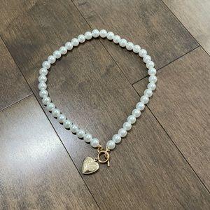 Pearl locket